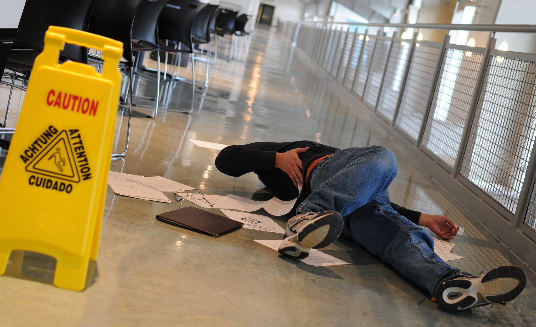A Workmans Compensation Attorney