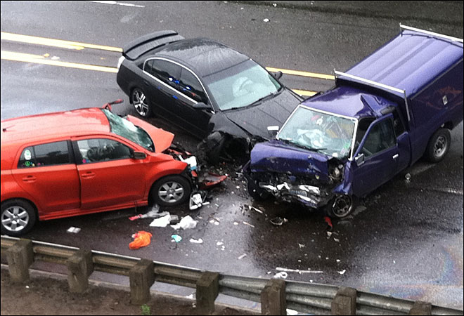 Accidente de Lesiones Personales