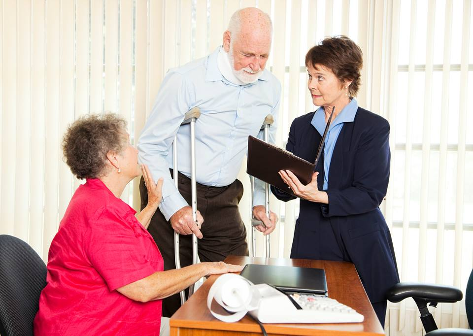a personal injury attorney
