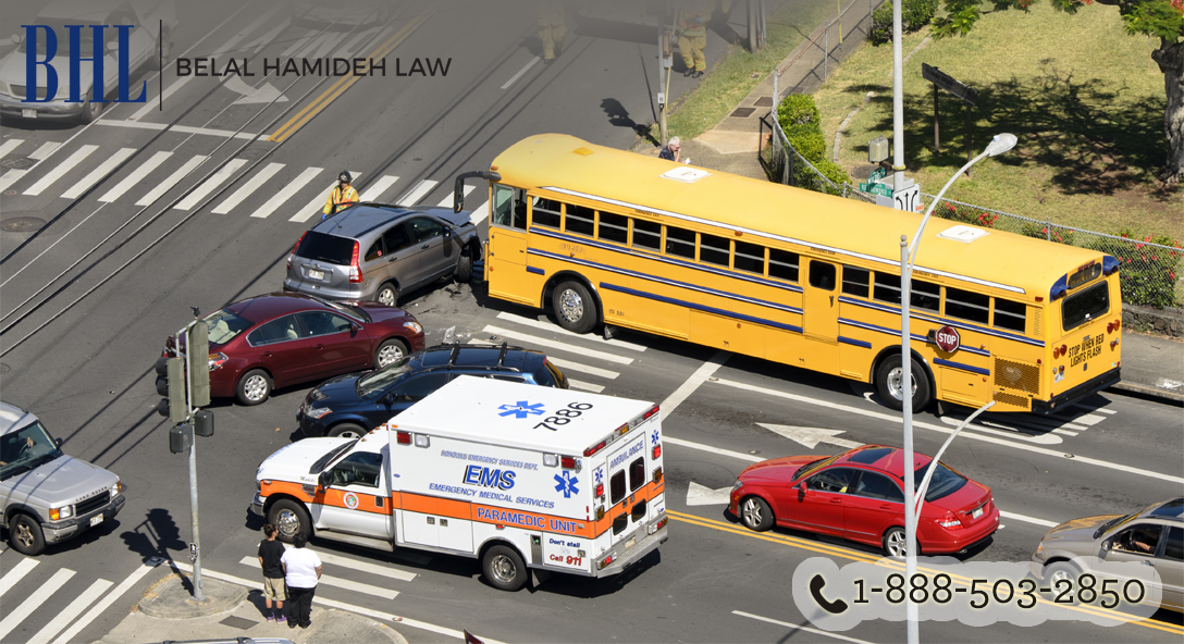 Turn to a Bus Accident Lawyer in Long Beach for Help