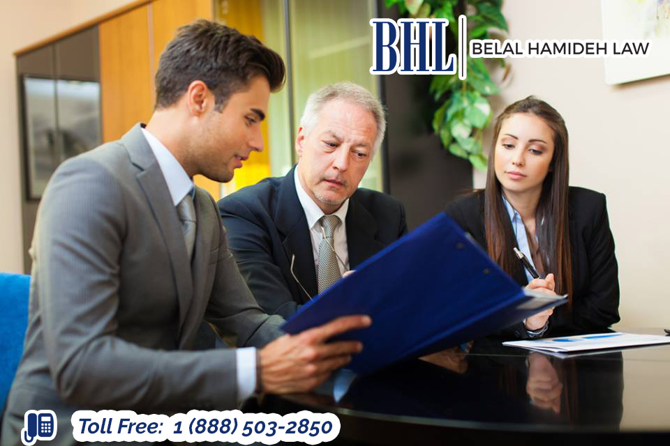 Belal Hamideh Law The Difference Maker in Your Case