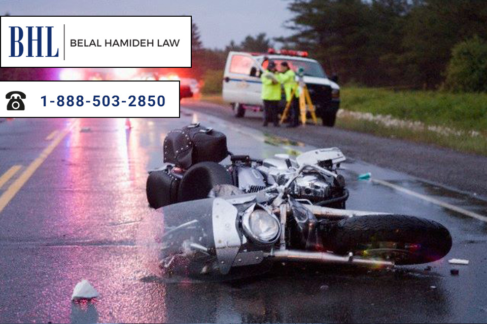 Get Justice with a Motorcycle Accident Lawyer in Long Beach
