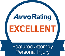 avvo rating featured attorney personal injury