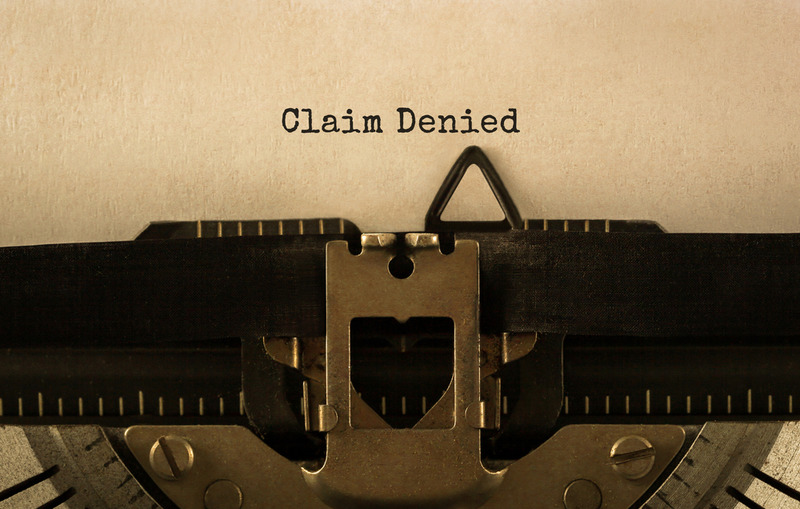 belal hamideh law explains some reasons your claim is denied
