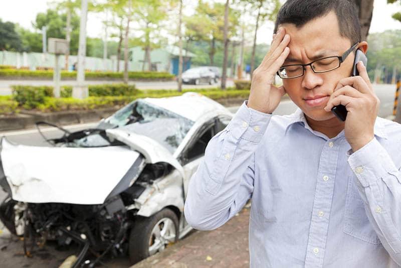 passenger accident