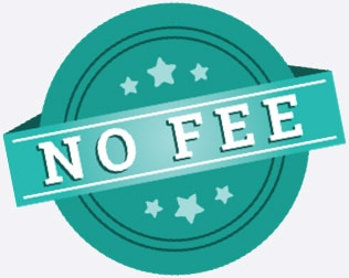 no fee unless we win