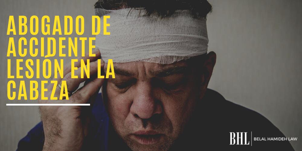 abogado de accidente lesion en la cabeza
