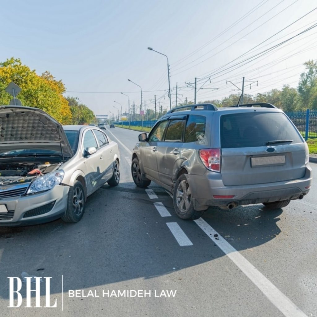 belal hamideh law personal injury