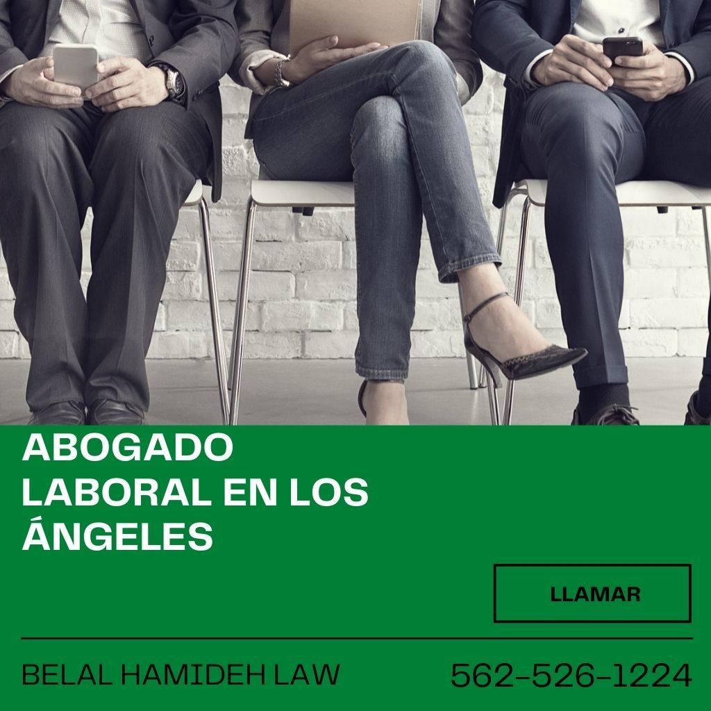 abogado laboral en los angeles