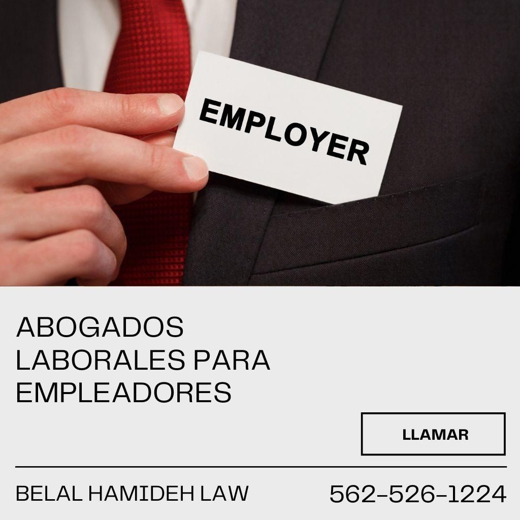 abogados laborales para empleadores
