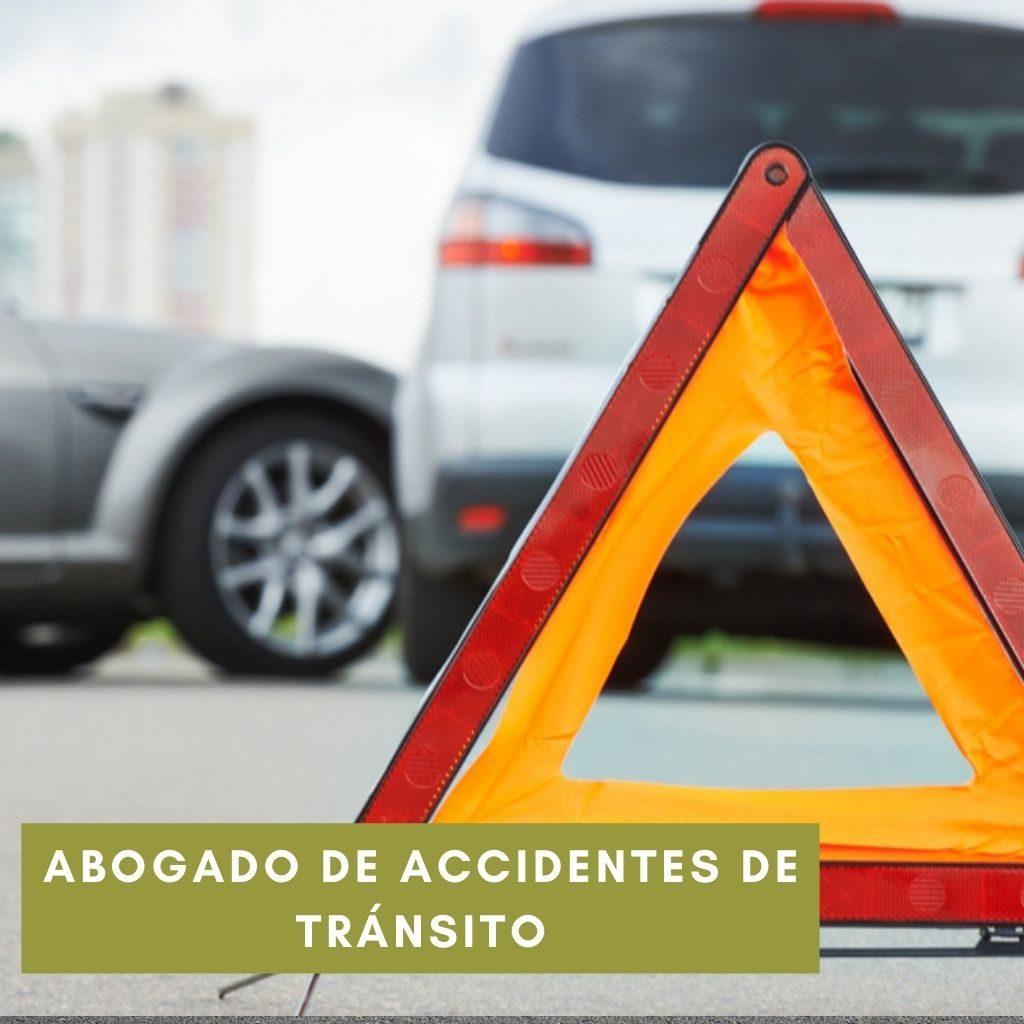 abogado de accidentes de transito