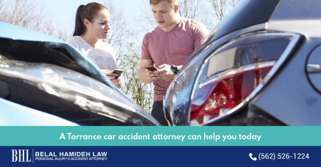 Torrance car accident attorney