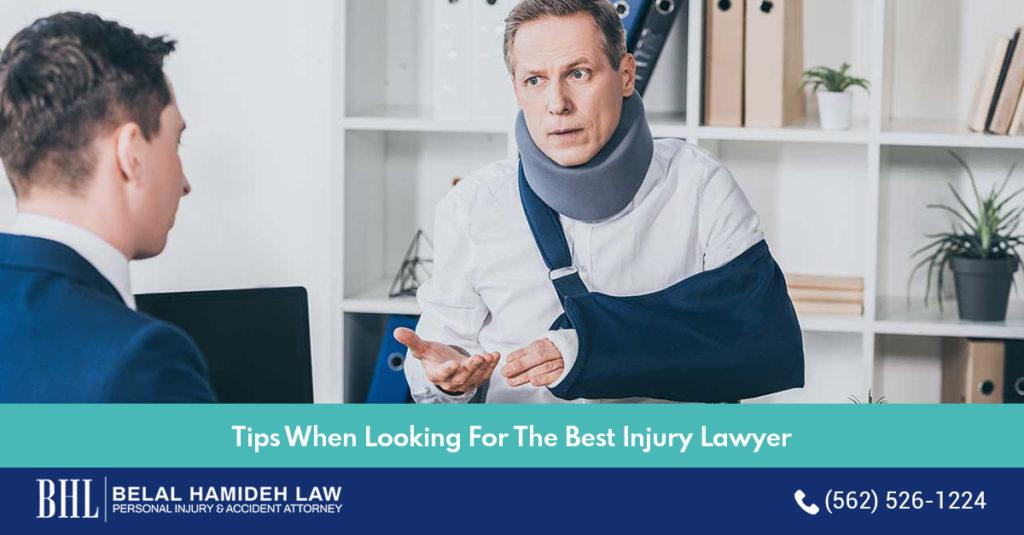 best injury lawyer