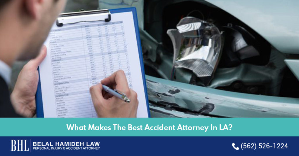 best accident attorney in Los Angeles