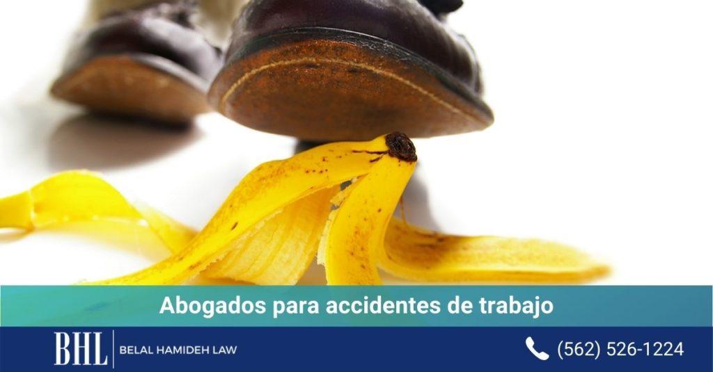 abogados para accidentes de trabajo