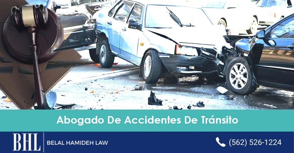 abogado de accidentes de tránsito