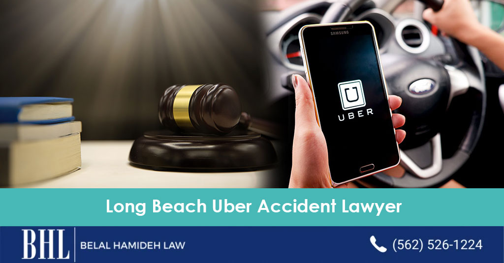 Long Beach Uber accident lawyer