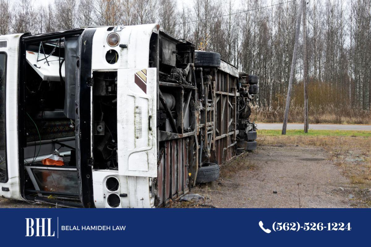 abogado de accidentes de bus