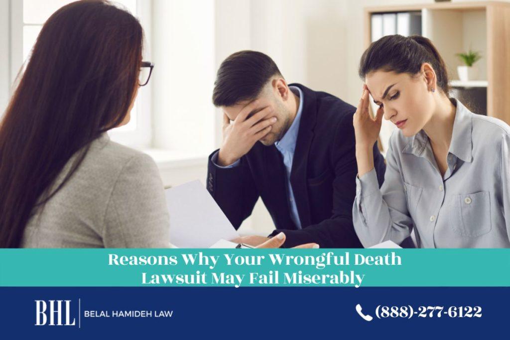 wrongful death lawsuit Long Beach